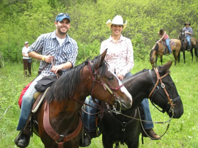 horseback riding in Minnesota